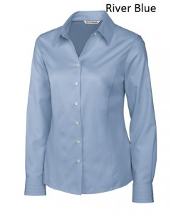 Ladies-Epic-Easy-Care-Twill-River-Blue