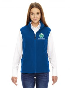 North End Ladies' Polar Fleece Vest