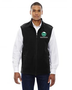 North End Men's Polar Fleece Vest